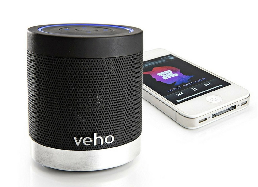 Boxa wireless bluetooth Veho M4 cu card micro SD thumbnail