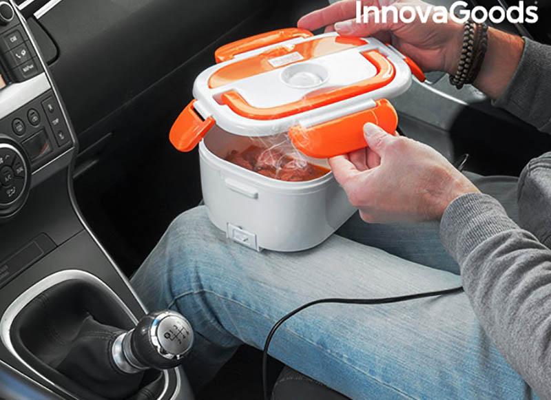 Cutie electrica Pranz cald in masina thumbnail