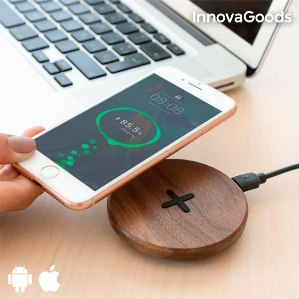 Incarcator wireless Samsung si iPhone