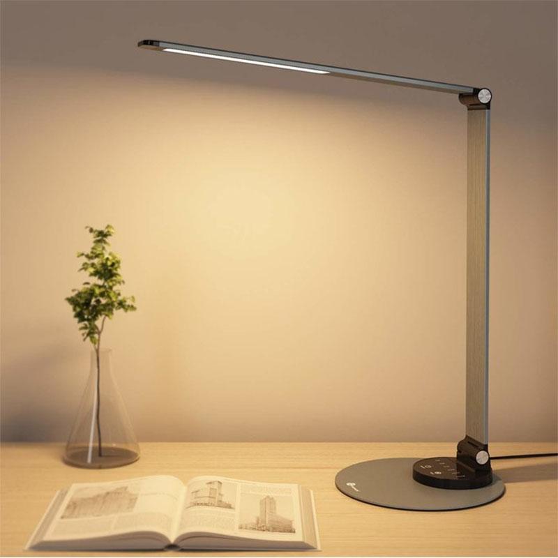 Veioza LED TaoTronics 3 moduri de iluminare 550 lm