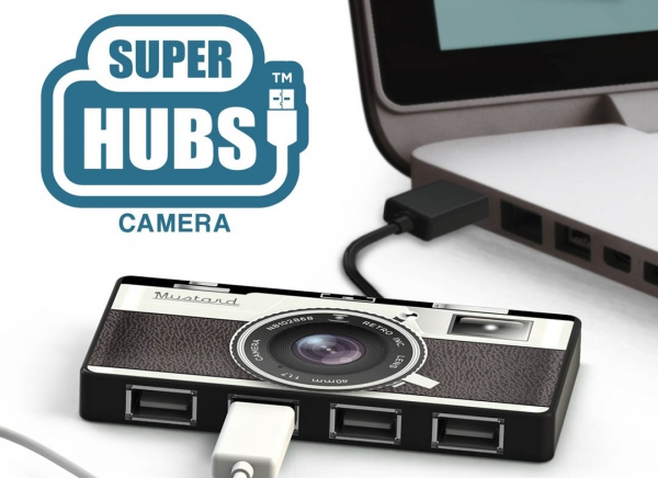 Port USB Multiplu Super Hub – Camera foto