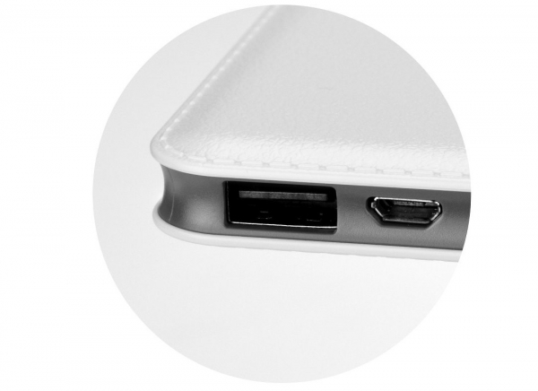 Baterie externa Quick Charge 12000 mAh, USB / micro USB