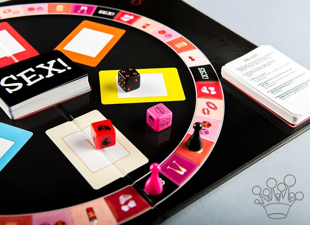 Amazing Sex Boardgame