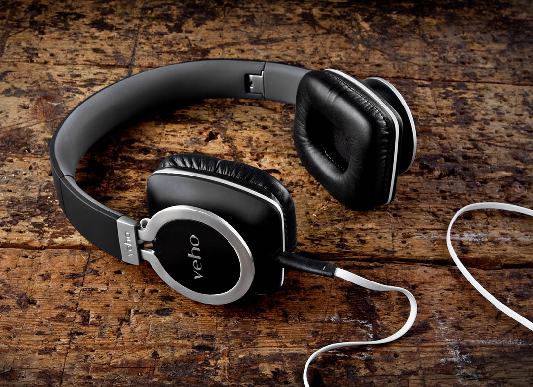 Casti over ear Veho Z8 Designer